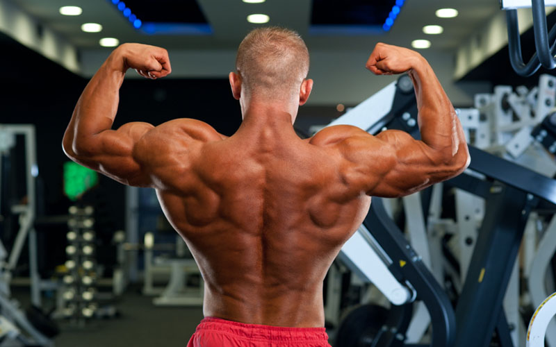 How to build a wide back
