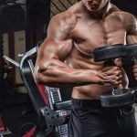 Dumbbell chest workout. How to bulk up pectoral muscles with dumbbells?