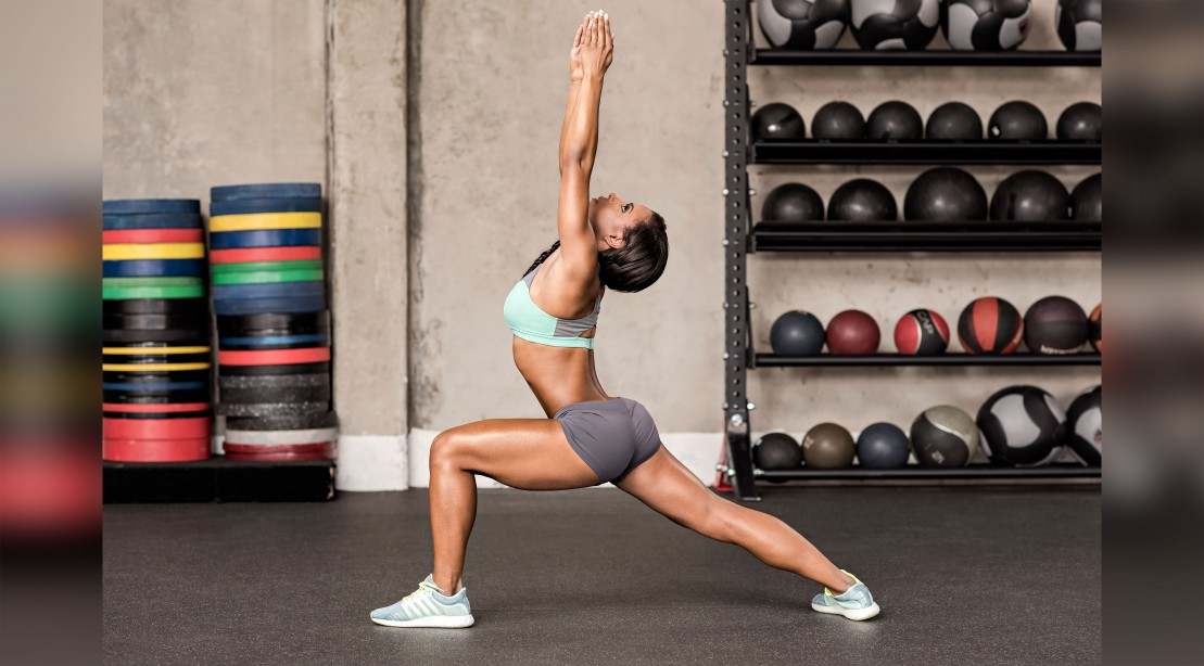 How to warm up before strength training