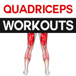 Quadriceps exercises are an important part of leg training.