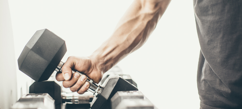 Swing your forearms 1