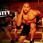 T25 workout: high-quality and effective program from Sean T